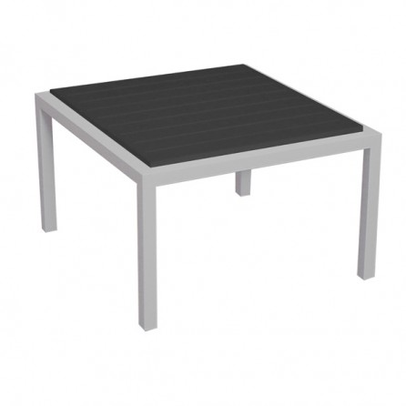 Talt-Low-Cocktial-table-shown-in-Silver-PC-and-Black-poly