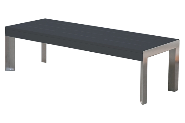Etra Large Outdoor Bench Modern Outdoor