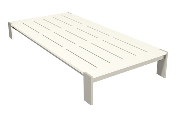 Luma Low Outdoor Coffee Table Modern Outdoor