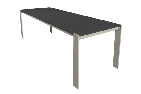 Luma Outdoor Dining Table 34 Quot Modern Outdoor